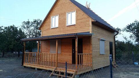Новый каркасный дом - Фото 1
