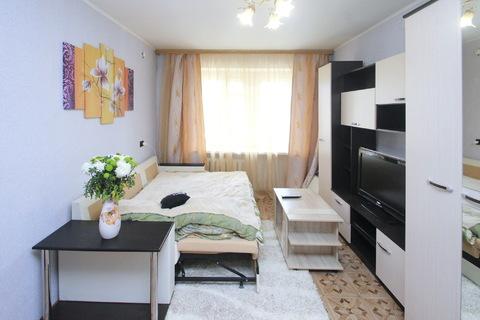 Однокомнатная квартира в Ялуторовске ул.Карбышева - Фото 1