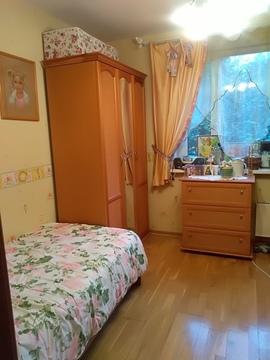 Продажа трехкомнатной квартиры рядом с м.Митино - Фото 1