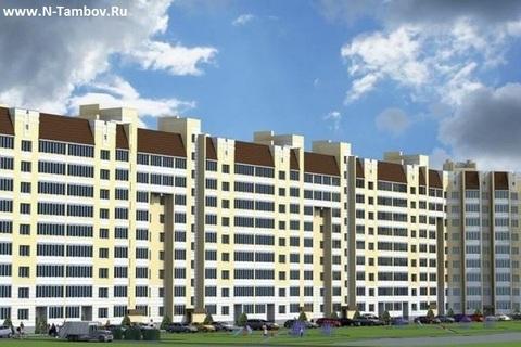Продам 2 комнат квартиру, Купить квартиру от застройщика в Тамбове, ID объекта - 320816238 - Фото 1