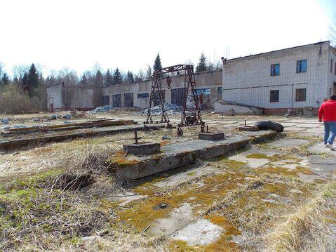 Производственная база на участке 1,5 Га в г. Кинешма - Фото 3