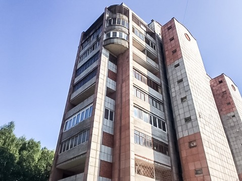 В мкр. Чапаевский , большая 2-х комн.квартира - Фото 3