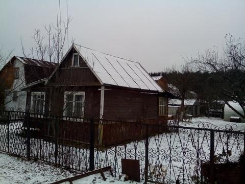 Дача в СНТ Урожай в Клину, Московская область - Фото 2