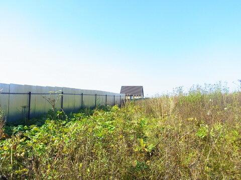 Земельный участок 9 соток ЛПХ с.Каменское - Фото 1