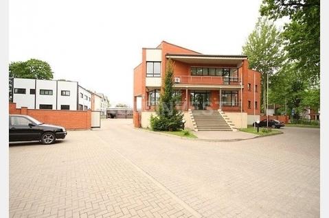 Административно-складской комплекс в Ильгуциемсе в Риге - Фото 1