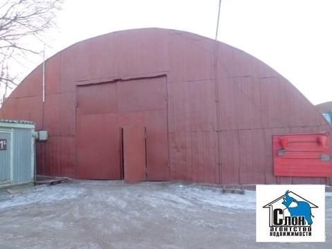 Сдаю ангар 500 кв.м. под склад на ул.Олимпийская - Фото 1