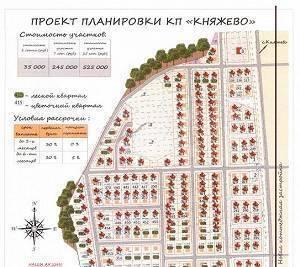 Участок 14сот, с.Княжево, Тюменский район - Фото 1
