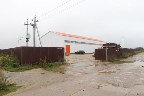 Производственный цех во Владимирской области - Фото 5