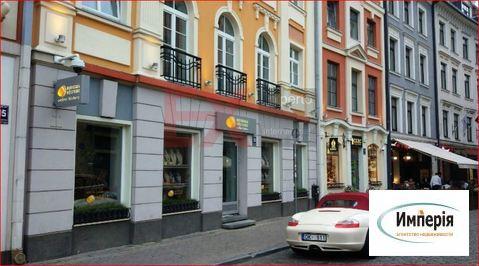 1 100 000 €, Магазин янтарных украшений в центре Риги, Латвия, Продажа торговых помещений Рига, Латвия, ID объекта - 800367420 - Фото 1
