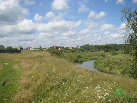 10 сот под ИЖС в д.Наумово - 90 км Щелковского шоссе - Фото 1