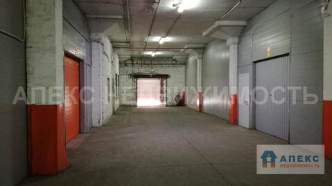 Аренда помещения пл. 1500 м2 под склад, аптечный склад, м. Царицыно в . - Фото 1