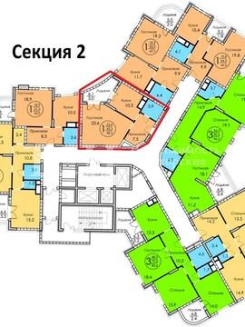 1-комн. квартира, Королев, ул Пионерская, 15а - Фото 3