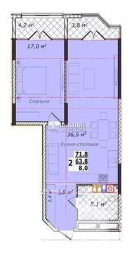 Объявление №61415878: Продаю 1 комн. квартиру. Геленджик, ул. Верхняя, 4,