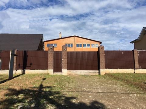 Купить Дом, ш. Киевское, 24 км. от МКАД, Москва, п.Ремзавода - Фото 1