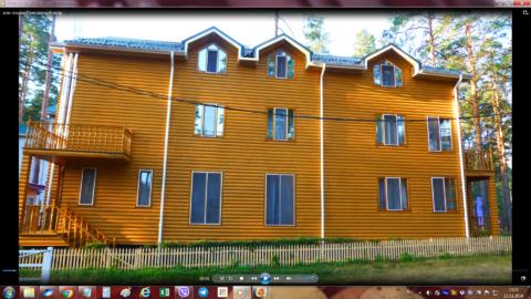 Дом отдыха Приозёрный – Святое озеро - Фото 1
