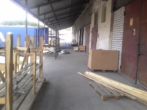 Производственно-складское помещение с отдельными воротами. 80 кв.м - Фото 5