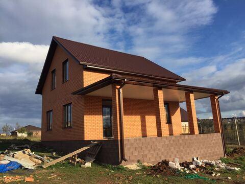 Дом под самоотделку. поселок Северный - Фото 1