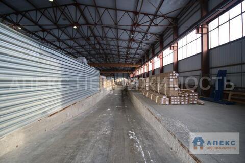Аренда помещения пл. 1500 м2 под склад, Щелково Щелковское шоссе в . - Фото 3