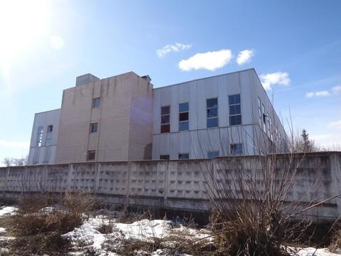 Производственно-складской комплекс 4665 кв.м.с з/у - Фото 1