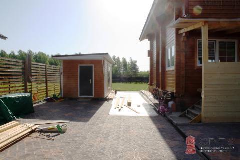 Дом с участком в деревне Скрипово - Фото 2
