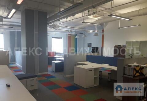 Аренда офиса 390 м2 м. Калужская в бизнес-центре класса А в Коньково - Фото 3