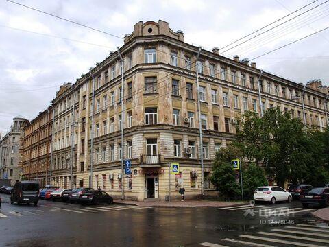 Продажа квартиры, м. Технологический институт, 7-я Красноармейская . - Фото 1