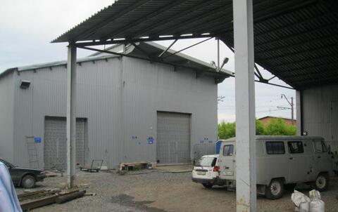 Производственное помещение 470 кв. пр. Советский - Фото 1