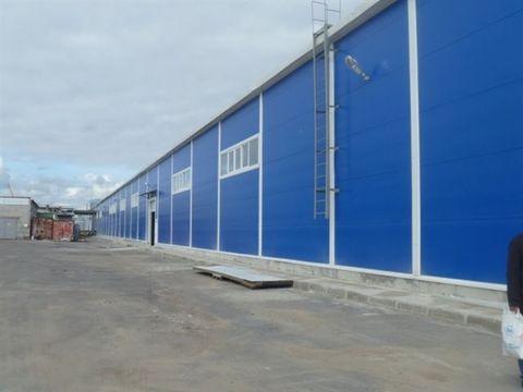 Сдам складское помещение 3120 кв.м, м. Бухарестская - Фото 2