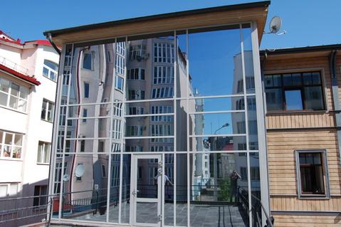 Здание 3-этажа (3эт - высокий мансардный) с полноценным цокольным. . - Фото 2