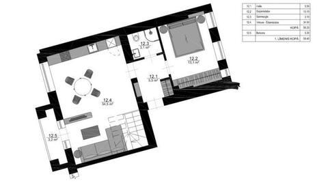Продажа квартиры, Купить квартиру Рига, Латвия по недорогой цене, ID объекта - 313140151 - Фото 1