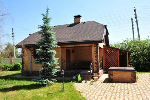 Дом в д. Ишино Чеховский район - Фото 3
