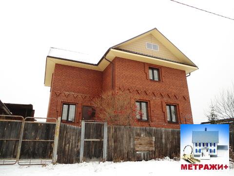 Новый 2-этажный дом в Камышлове, ул. Калинина - Фото 2