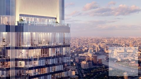 Апартаменты В небоскребе! - Фото 4