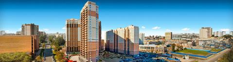 Однокомнатная квартира в новом доме на Учительской улице, Купить квартиру в Санкт-Петербурге по недорогой цене, ID объекта - 317029621 - Фото 1