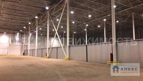 Аренда помещения пл. 7400 м2 под склад, производство, , офис и склад . - Фото 2