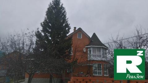 Продается добротный двухэтажный дом в деревне Белкино город Обнинск - Фото 4