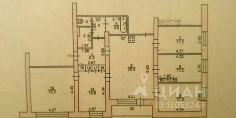 Продажа квартиры, Кострома, Костромской район, Ул. Терешковой