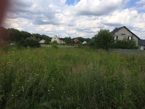 Продажа участка, Солодовка, Чеховский район - Фото 3