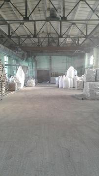Сдаётся производственно-складское помещение 900 м2 - Фото 1