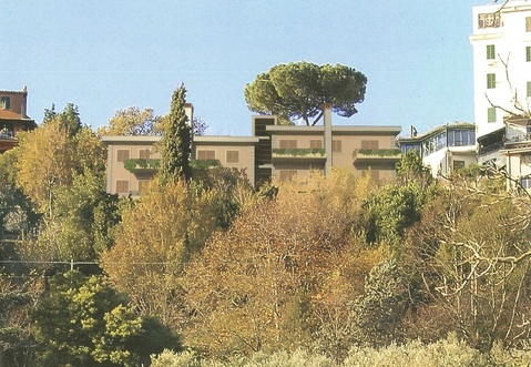 Продажа недостроенного дома в Кастель - Гандольфо, Италия - Фото 2