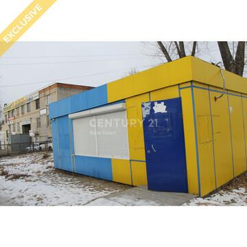 Продажа павильона, ул.Индустриальная вблизи здания 9б - Фото 1