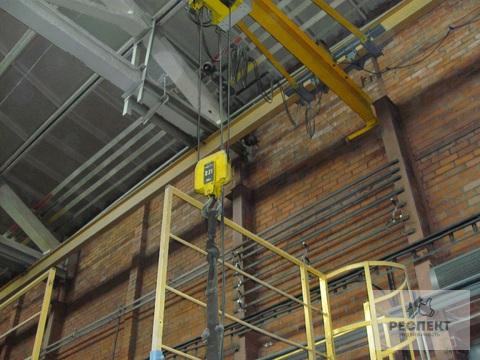 Производственное помещение с кран балкой 680 метров, большие мощности - Фото 1