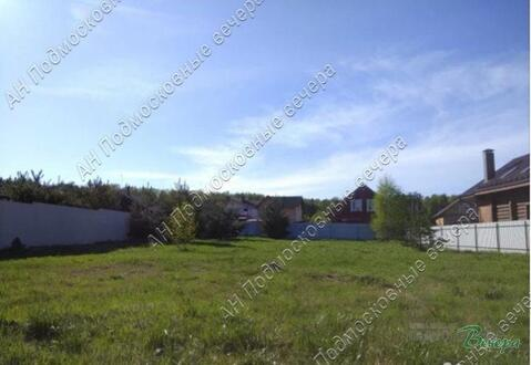 Горьковское ш. 30 км от МКАД, Колонтаево, Участок 13 сот. - Фото 1