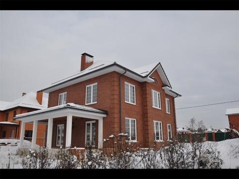 Продается 3-х этажный кирпичный дом 300 м2 в кп Солнечный город-2 - Фото 3