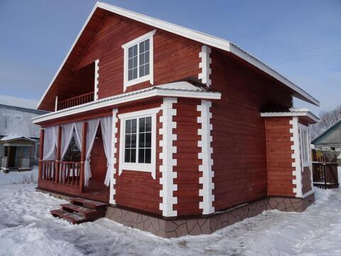 Зимний дом в сосновом бору около санатория Воробьево. - Фото 1