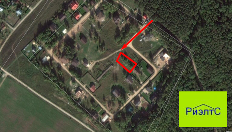 Земельный участок в Воробьях - Фото 5
