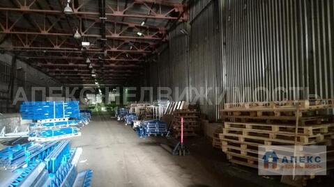 Аренда склада пл. 2175 м2 Мытищи Ярославское шоссе в складском . - Фото 2