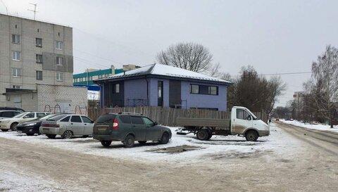 Продажа здания 370 м2 Курск на участке 10 соток - Фото 1
