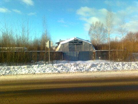Продаём складскую базу в г. Радужный, Владимирской обл. - Фото 1