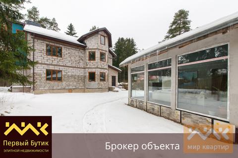 Продается дом, Репино п, Школьная - Фото 1